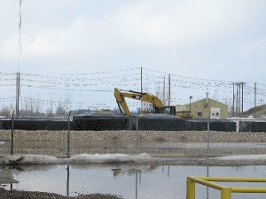 Enbridge Spill in Viking, MN