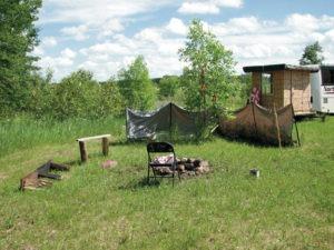 Red Lake Encampment