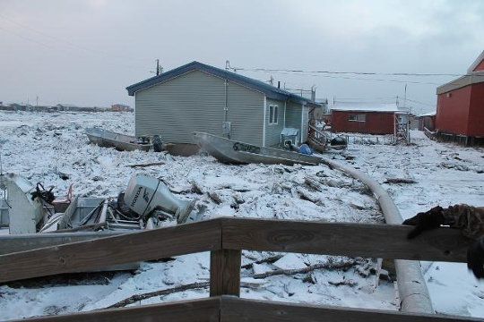 Heavy Storm Devastates Coastal Communities in Western Alaska