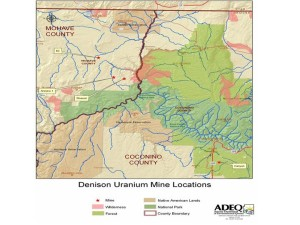 Company slows uranium mining in northern Arizona