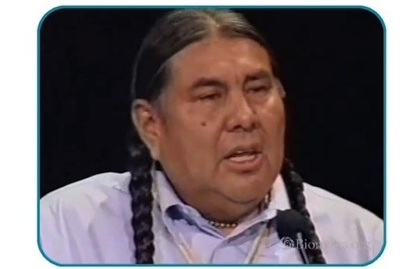 Bioneers National Conference Keynote Speaker Tom Goldtooth Articulates Native Vision