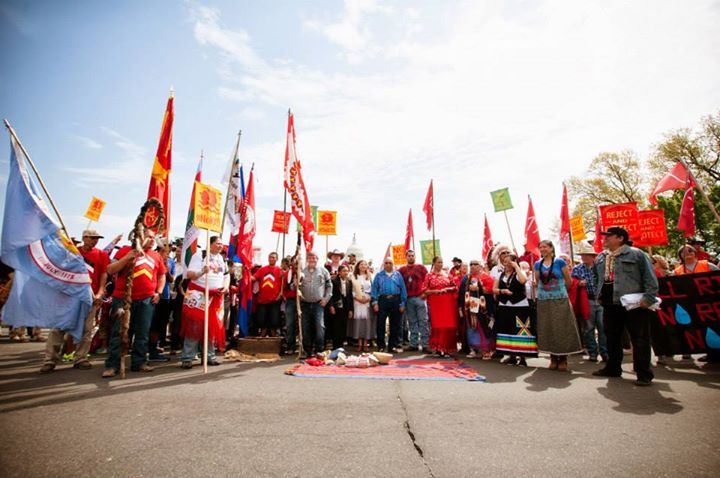 Media Advisory: Lakota Spiritual Leader to Lead Interfaith Service Protesting Keystone XL