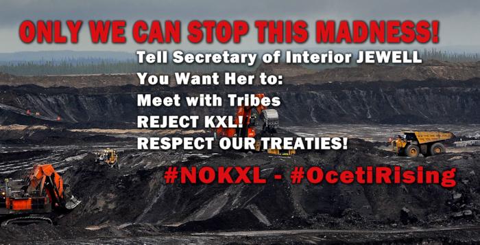Reject Keystone XL pipeline