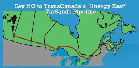 ICYMI: Facing Opposition, TransCanada Delays Major Pipeline Project