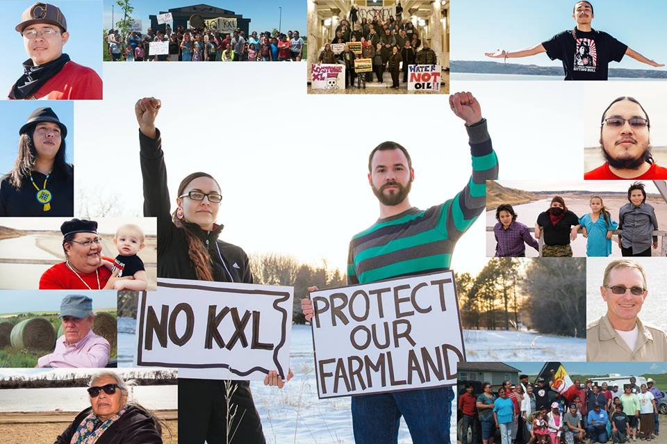 KEYSTONE XL RESISTANCE RIDE AND MARCH EXPECTED TO BRING HUNDREDS TO PIERRE, SOUTH DAKOTA, TO PROTEST PIPELINE