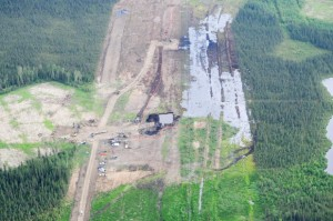 Nexen oil pipeline spill 1