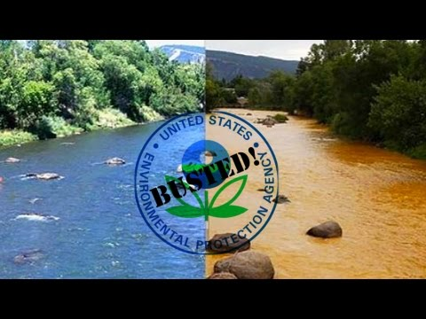EPA Accidentally Spills Millions of Gallons of Waste Water