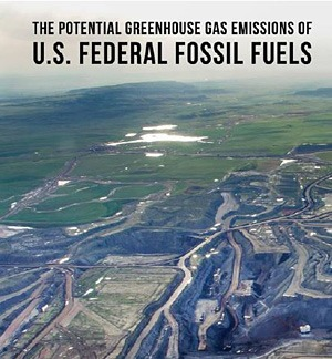 Climate Study: Ending New Federal Fossil Fuel Leases Would Keep 450 Billion Tons of Carbon Pollution in Ground