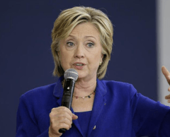 Hillary Clinton Announces Opposition to KXL, Native Leaders Respond