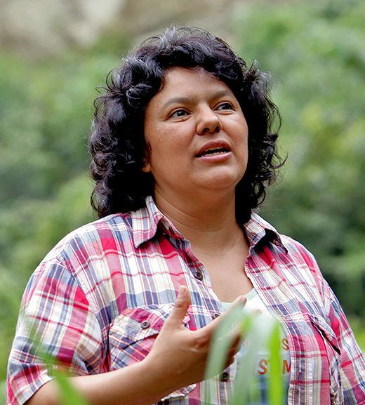 Condemning the Assassination of Berta Cáceres
