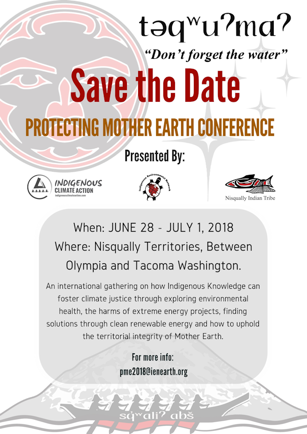 Pacific Northwest Tribal Climate Change Network: Email Bulletin